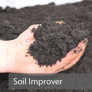 Topsoil supplier northampton st albans george davies for Soil improver